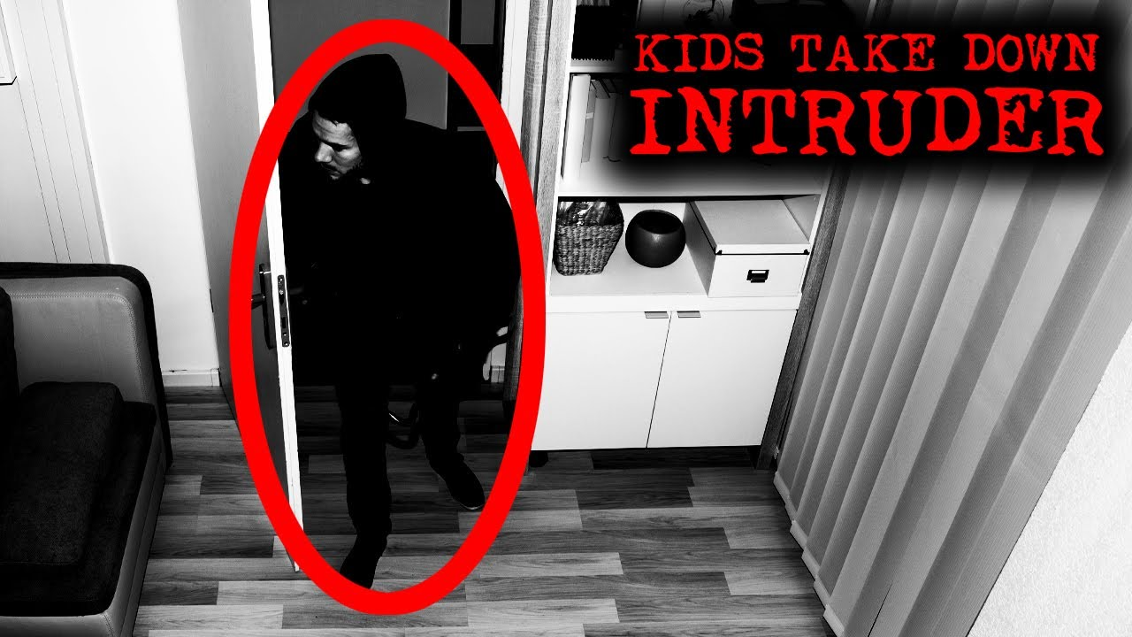 Download Home Intruder Attacks the WRONG Family: Kids Take Him DOWN • 3 Stories of Hero Kids