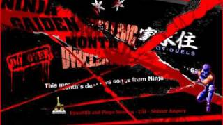 jaxx: Ninja Gaiden 2 - I Am A Ninja