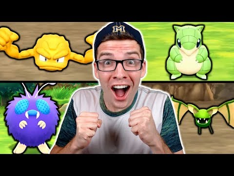 *EPIC* Shiny Pokemon Reaction Montage! — Pokemon Let's Go Pikachu