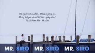 Gương Mặt Lạ Lẫm (Harmonica Version) - Mr Siro