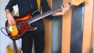 Download Marvin Gaye / What's Happening Brother / BASS cover MP3 song and Music Video