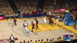 NBN Finals - Cavaliers @ Warriors GAME 2