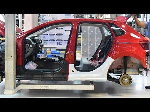 Novo VW Polo 2018 - linha de produção no Brasil - anúncio de investimentos - www.car.blog.br