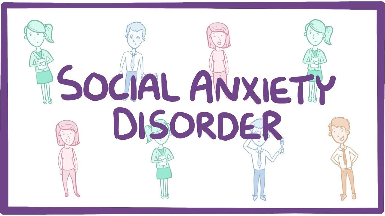 social anxiety disorder - causes, symptoms, diagnosis, treatment