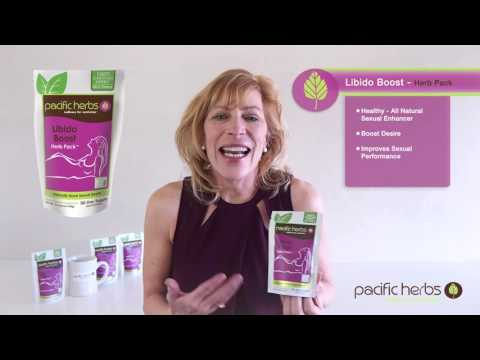 Natural Femal Libido Booster Herbs by Pacific Herbs