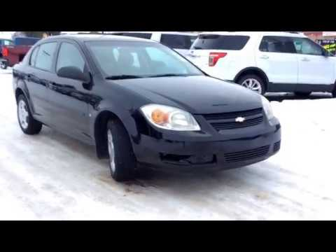 2007 chevrolet cobalt lt with 5 speed manual transmission power rh youtube com 2006 Chevy Cobalt Transmission Dipstick 2006 Cobalt Repair Manual