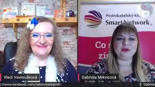 Rozhovory s GM 🎤rozhovor Vladi Vavrouškové a Gabriely Mrkvicové ze 4.11.2020