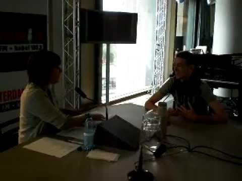 Steven Hitchens Amsterdam Interview 22nd July 2011...