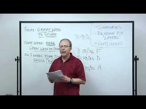 LBCC- Great Ways To Study