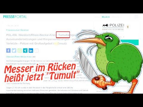 """Messer im Rücken heißt jetzt """"Tumult"""". Gedichte aus Polizeipräsidium Mannheim"""