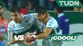 ¡Hay vida! Colula anota   Zacatepec 1 - 2 Alebrijes   Ascenso MX - AP 19 Final ida   TUDN