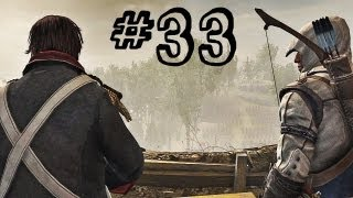 Assassin's Creed 3 Gameplay Walkthrough Part 33 - Conflict Looms - Sequence 7