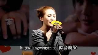 2010-01-02 梁文音 - 沒那麼簡單 (高雄三個願望音樂會 Part 5/6)