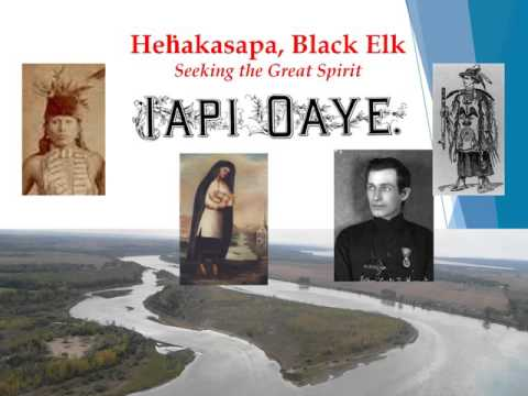 The Life and Holiness of Nicholas Black Elk, Our Brother in Jesus Christ