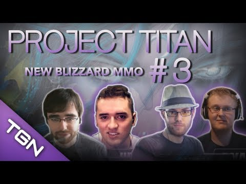 ★ Project Titan #3 : New Blizzard MMO - Release Date, eSports, and PvP