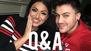 Q&A Valentinovo/ Marin official