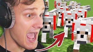 Ik maak een Minecraft leger...