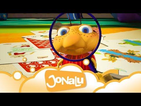 JoNaLu: No More Hiccups! S1 E12  WikoKiko Kids TV