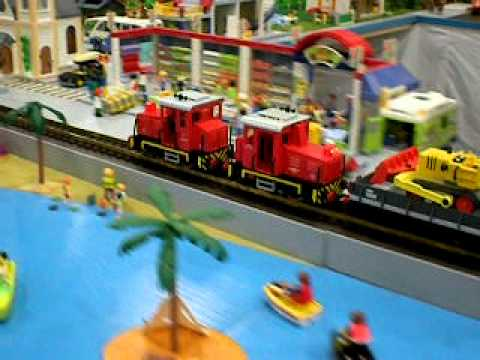 Playmobil Train Set - For Sale Classifieds |Playmobil Train Layouts