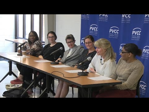 PVCC One Book Program: Women in STEM-H panel