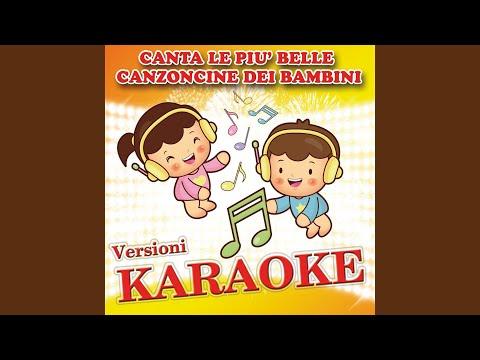 Il lungo il corto il pacioccone (Karaoke)
