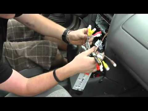 hqdefault pyle audio touch screen car stereo plts77du avi youtube pyle plts78dub wire harness at mr168.co