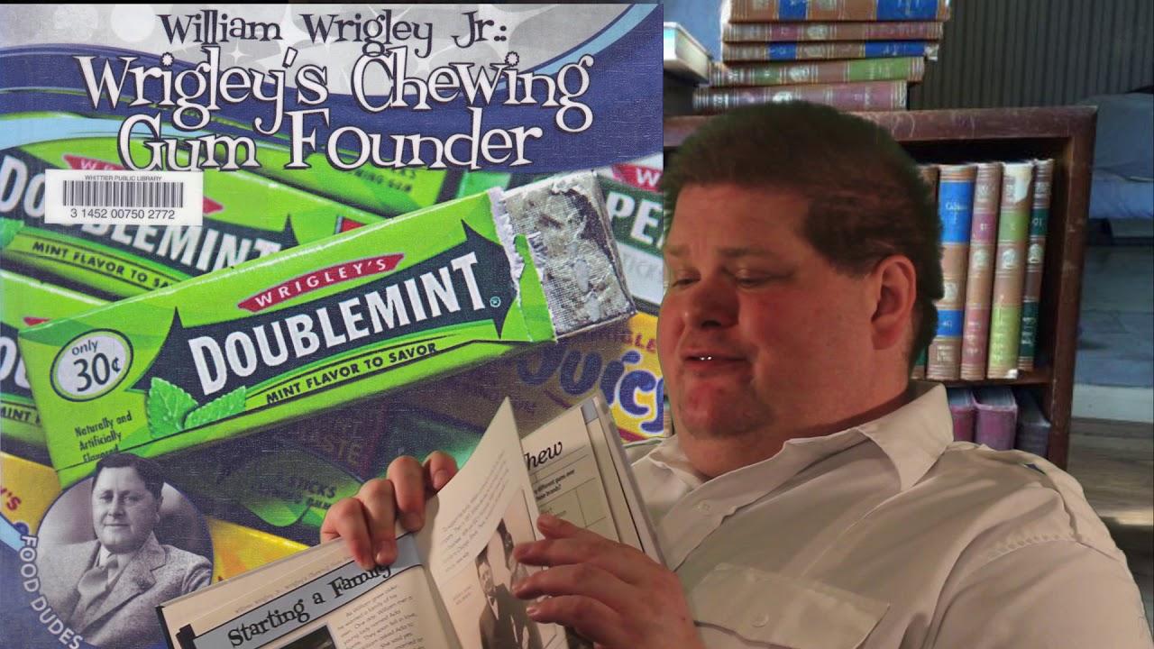 William Wrigley, Jr.. Wrigleys Chewing Gum Founder