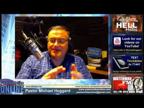 Pastor Mike Online 04-04-17, The Next Human, Sixth Sense And AI