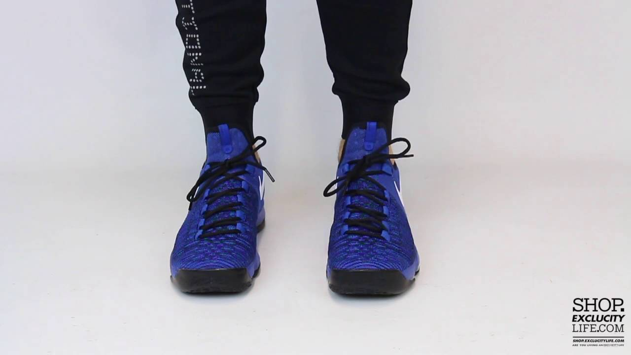 best cheap ff46f 0e606 nike kd 9 game royal on court review on feet