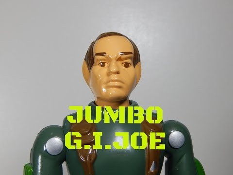 Gentle Giant Jumbo SDCC 2015 GIJOE Grunt Review