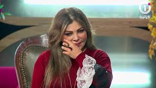 المطربة فلة الجزائرية تبكي بحرقة و تروي قصة حبها مع الشاب خالد
