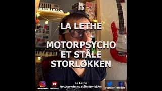 1 jour 1 track: La Lethe - Motorpsycho et Ståle Storløkken