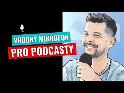 Jaký mikrofon zvolit na podcasty? Jediné hodnocení, které potřebujete vidět