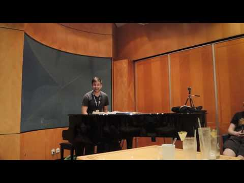 To Excess (Kooman and Dimond cover) — Cody Wymore on JoCo Cruise 2016
