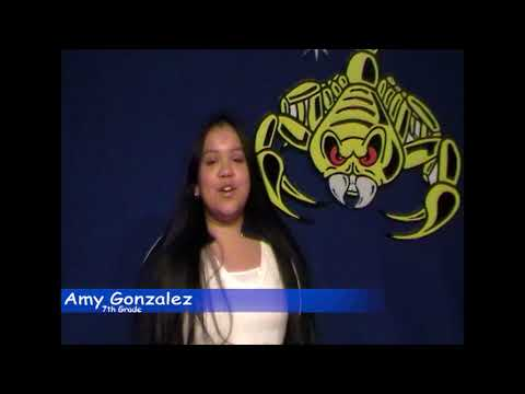 Picacho Middle School Student Council Candidate Speeches