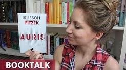✨AURIS von Vincent Kliesch und Sebastian Fitzek - Top oder Flop? | Booktalk 📚