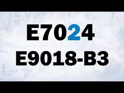 T4E - Electrode Classification (SMAW)