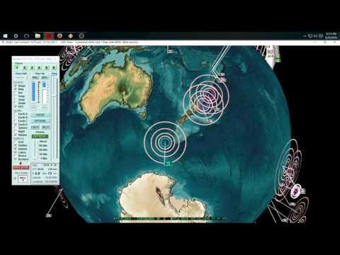 9/26/2016 -- Major Earthquake Unrest -- West Coast USA Swarm, Deep Earthquakes + CERN