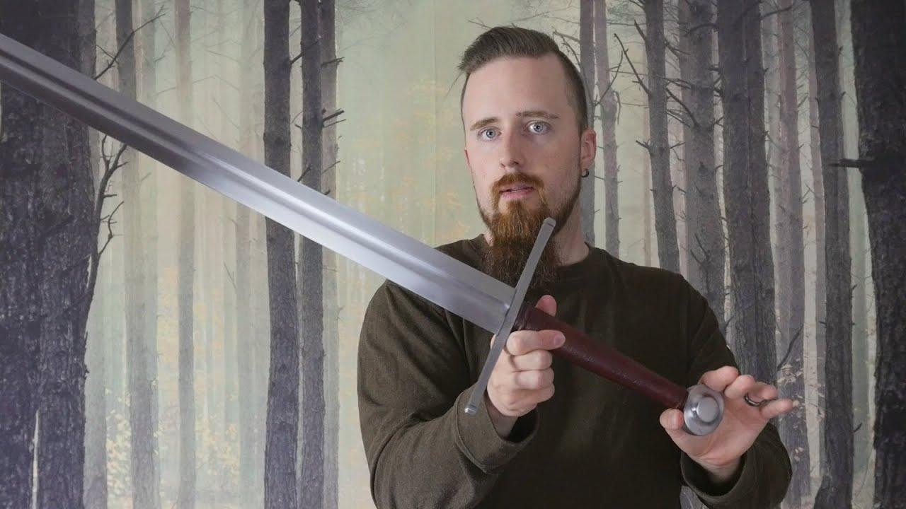 Review  Lockwood Medieval Longsword  Sl-1011