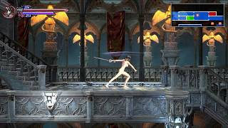 Bloodstained Nude Mod - Streaking the Castle Entrance! (18+) [1080p 60fps]