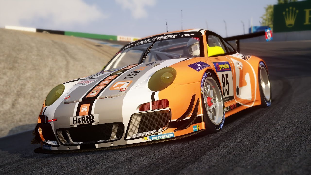 assetto corsa porsche 911 gt3 r at laguna seca download youtube. Black Bedroom Furniture Sets. Home Design Ideas