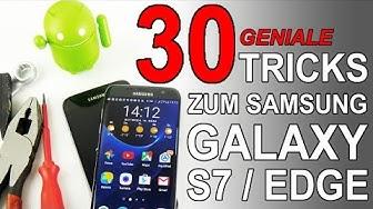 Samsung Galaxy S7 & S7 Edge: Die 30 besten Tipps und Tricks
