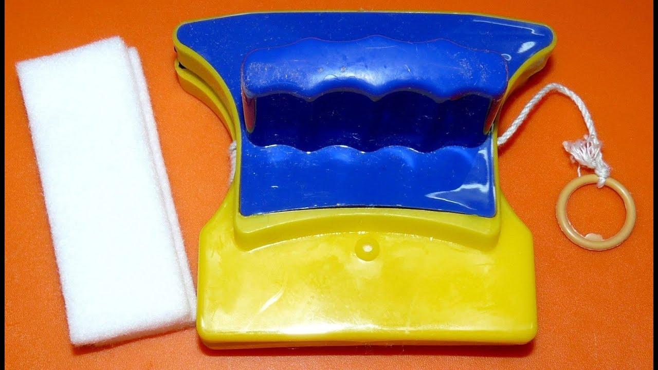 Толщина окна для магнитной щетки (щетка гoвнo)
