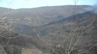 Paisajes de la sierra de francia Peña la cabra (mirador de Mogarraz)