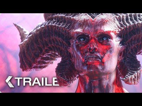 DIABLO 4 Cinematic Trailer German Deutsch (2020)
