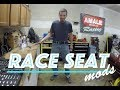 Getting My NRG Race seat to Sit Better