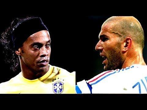 Ronaldinho vs Zidane - Who Is The Greatest Maestro