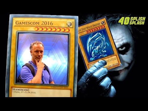 GAMESCOM 2016 OVERVIEW (VLOG)