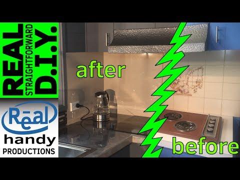 STONECOAT Epoxy Countertop Kitchen Renovation