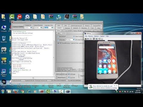Mobile Info: Lenovo Vibe K5 Reset